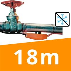 Heizkabel »Easy Heat« für Rohr, Leitung, Rinne · 18m