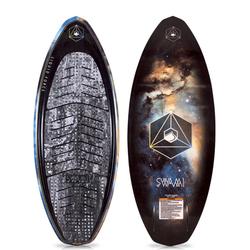 Liquide Force Swami 5'3 Wakesurfer 21 Boot Welle wave wake