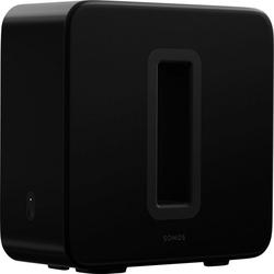 Sonos Sub (Gen3) WLAN- Subwoofer (LAN (Ethernet), WLAN) schwarz