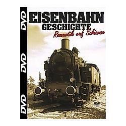 Eisenbahn Geschichte  DVD - DVD  Filme