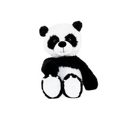 Schaffer® Kuscheltier Pandabär Auwei 38 cm schwarz-weiß (Plüschpandabär Stoffpandabär, Stofftiere Pandabären Plüschtiere)