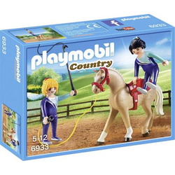 Playmobil Voltigier-Training