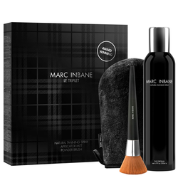 MARC INBANE Le Triplet Black Set