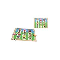 Peppa Pig  Mix und Match (Kinderpuzzle)