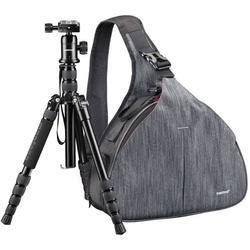 Mantona Set Kameratasche Innenmaß (B x H x T) 150 x 260 x 350mm