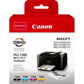 Canon PGI-1500 CMYK