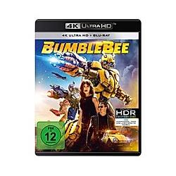 Bumblebee (4K Ultra HD) - DVD  Filme