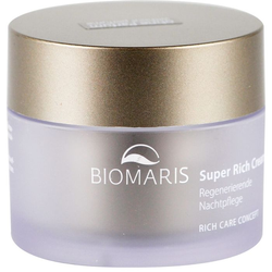 BIOMARIS super rich cream ohne Parfum 50 ml