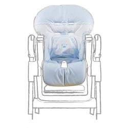 Italbaby PVC Baby Re Azzurro Hochstuhlbezug