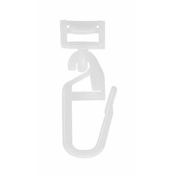 Klick-Gleiter Vorhang-Gleiter, Good Life, Innenlaufsysteme, (100-St), für Innenlauf-Vorhangstangen aus Metall