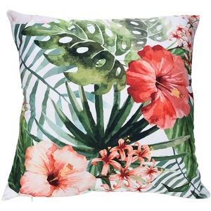 ZOUMOOL_ Pillow Cases Outdoor Garten Dekoration Blumen Ahorn Koko Kissenbezug Dekorative Überwurf Kissenbezug 45 x 45 cm D