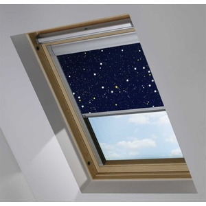 Dachfensterrollo für VELUX ® GPU SK08, Night Sky
