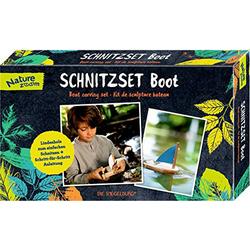 Spiegelburg Zaubertafel Spiegelburg Schnitzset Boot Nature Zoom