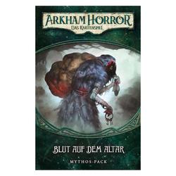 Fantasy Flight Games Spiel, Arkham Horror: Das Kartenspiel LCG - Blut auf dem