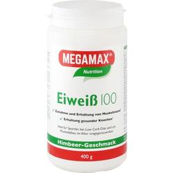 EIWEISS 100 Himbeer Quark Megamax Pulver 400 g