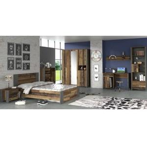 Jugendzimmer Clif 4 Teile Kinderzimmer Komplettset Teenagerzimmer Sale 110657