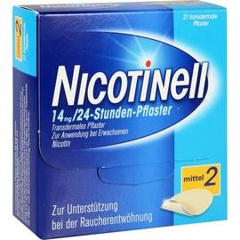Novartis Nicotinell 35 mg 24-Stunden Pflaster 21 St.