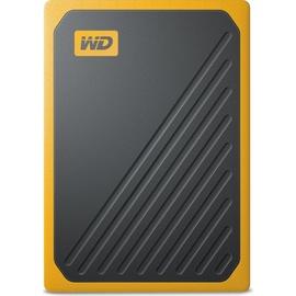 Western Digital My Passport Go 500GB USB 3.0 schwarz/gelb (WDBMCG5000AYT-WESN)