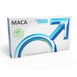 MACAviril 6000 300mg/Kapsel Maca-Wurzelextrakt