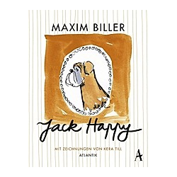 Jack Happy. Maxim Biller  - Buch