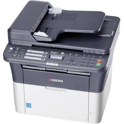 Kyocera FS-1325MFP Schwarzweiß Laser Multifunktionsdrucker A4 Drucker, Scanner, Kopierer, Fax
