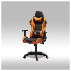 ebuy24 Gaming-Stuhl Gamer Stuhl Wild als Bürostuhl in orange und schwa