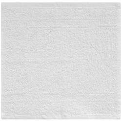 Dyckhoff Seiftuch ''Kristall'' Weiß 30 x 30 cm