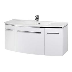 MARLIN Waschtisch 3043, Breite 122 cm weiß