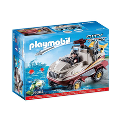Playmobil® Spielfigur PLAYMOBIL® 9364 Amphibienfahrzeug