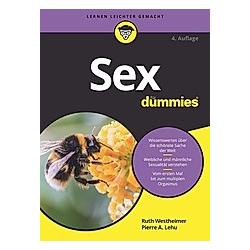 Sex für Dummies. Ruth K. Westheimer  Pierre A. Lehu  - Buch