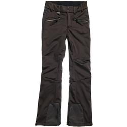 Superdry - Nu Slalom Slim Pant W Black - Skihosen - Größe: L