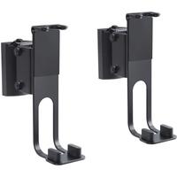 PureMounts PM-SOM-100 Lautsprecher Wandhalterung, für Sonos®, schwarz