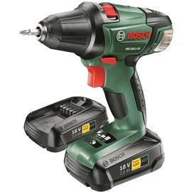 Bosch PSR 18 LI-2 inkl. 1 x 2,0 Ah 060397330X