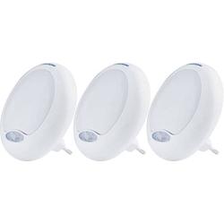 Grundig Nachtlicht Oval LED Weiß
