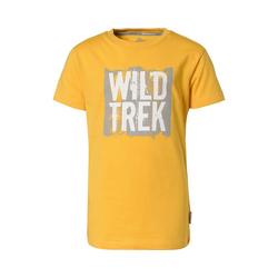 Trespass T-Shirt T-Shirt ZEALOUS für Jungen gelb 110/116