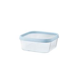 Rig-Tig Cook & Freeze ofenfeste Schüssel / Aufbewahrungsbox groß hellblau