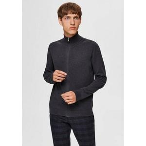 SELECTED HOMME Cardigan Berg Full Zip Cardigan grau XL (52)