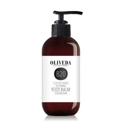 Oliveda Body Care B20 Softening balsam do stóp  200 ml