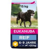 Eukanuba Mature & Senior große Rassen 15 kg