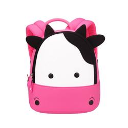 NOHOO Kinderrucksack Kleiner Kuh Kinderschultasche