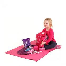 LittleLife Kinder Rucksack Pink Frog wasserdicht