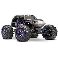 Traxxas Monstertruck Summit 5CH RTR purble 56076-4