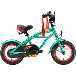 Bikestar Kinderfahrrad grün Kinder Kinderfahrräder Fahrräder Zubehör