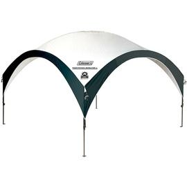 Coleman Gartenpavillon FastPitch Shelter L 3,65 x 3,65 m weiß/grün