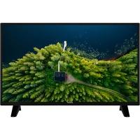 Hitachi H32E1000, LED TV, schwarz
