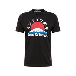 Kings Of Indigo T-Shirt DARIUS (1-tlg) S
