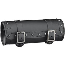 Held Cruiser Tool Bag With Rivets, black, Größe M