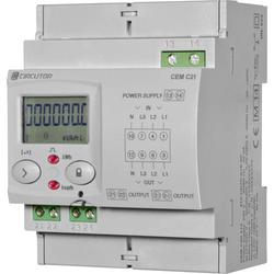 Circutor CEM-C21-485-DS Drehstromzähler digital 65A Single 1St.