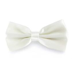 Fliege Schleife Hochzeit Anzug Smoking - creme