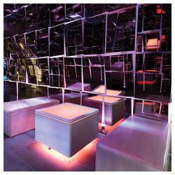 Moree LED Stehlampe Ora LED Tisch mit Akku Weiß Tische